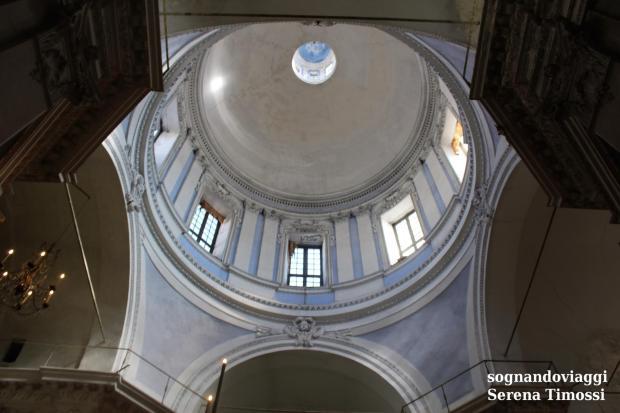 albergo dei poveri chiesa cupola