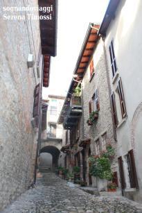 Le caratteristiche stradine di Castell'Arquato