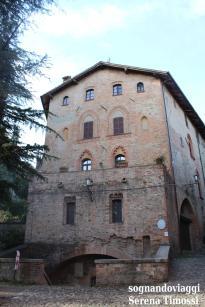 Il Palazzo del Duca e l'antica fontana