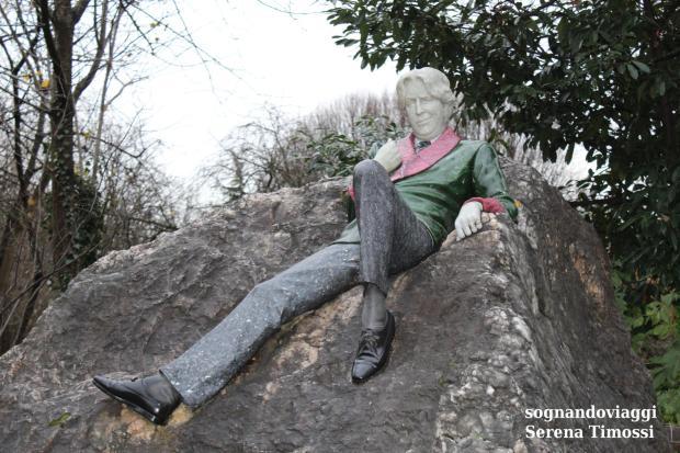 dublino statua wilde