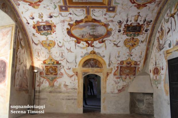 affreschi torrechiara