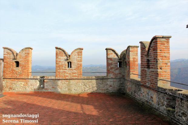 terrazza panoramica vigoleno