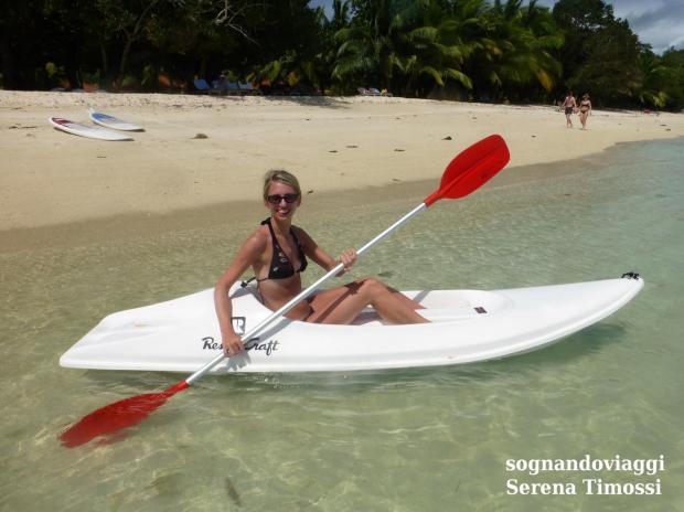 seychelles sainte anne canoa