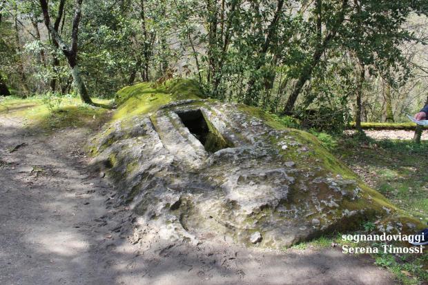 tomba bomarzo