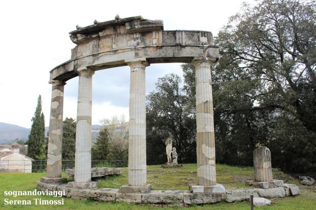 tempio di venere villa adriana