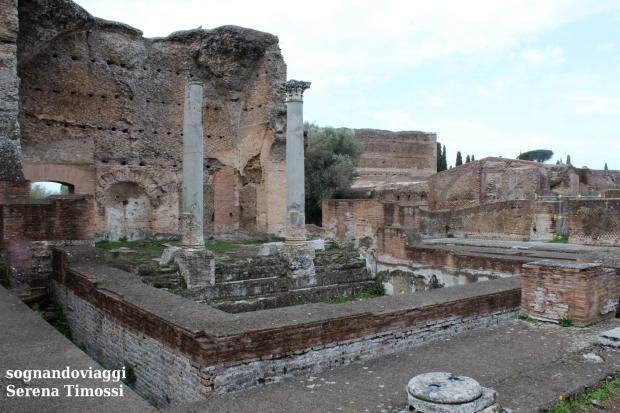 terme villa adriana