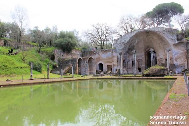 tivoli canopo villa adriana