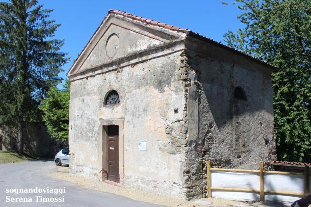 Cappella di S. Sebastiano sale san giovanni