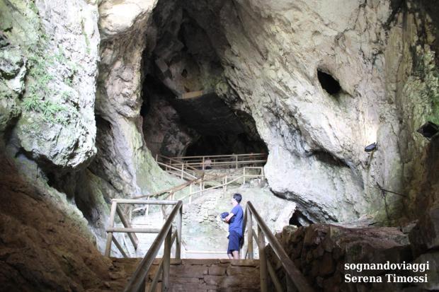 grotta castello predjama