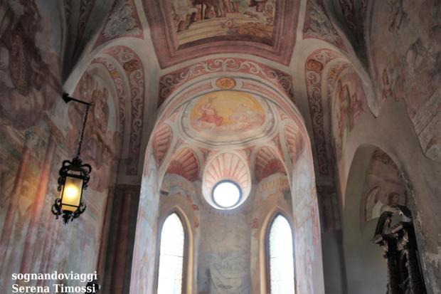 cappella castello bled