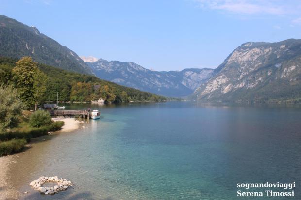 slovenia lago bohinj