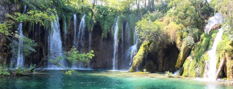 laghi di plitvice cascate