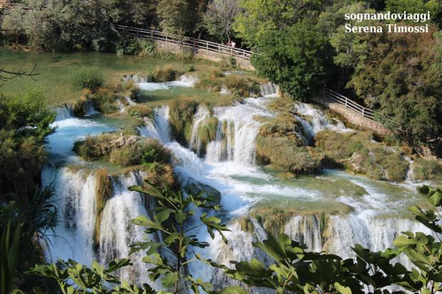 parco nazionale krka cosa vedere