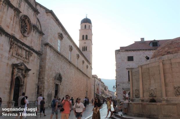 dubrovnik cattedrale battistero