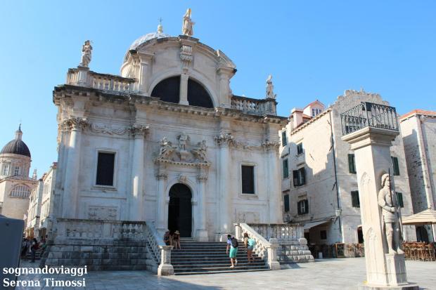 Dubrovnik Chiesa di S. Biagio