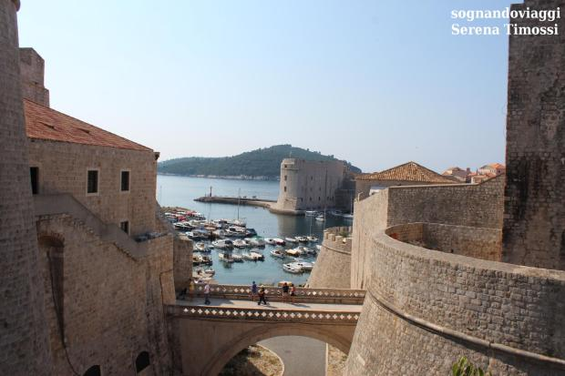 dubrovnik itinerario game of thrones