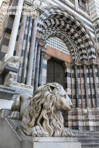 Dettaglio della Cattedrale di S. Lorenzo