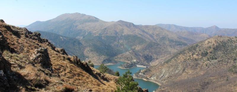Laghi del Gorzente