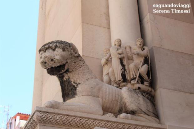 spalato centro storico