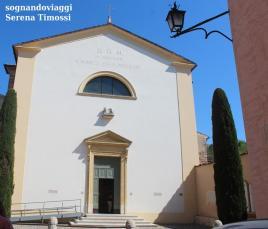 La Chiesa di S. Marco Evangelista