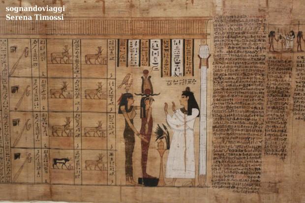 libro dei morti museo egizio torino