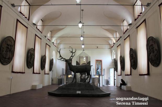 sala del cervo Stupinigi