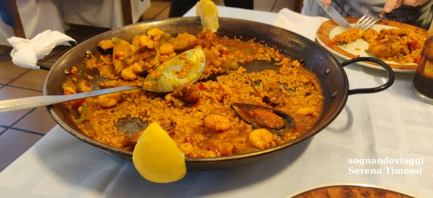 Paella Madrid