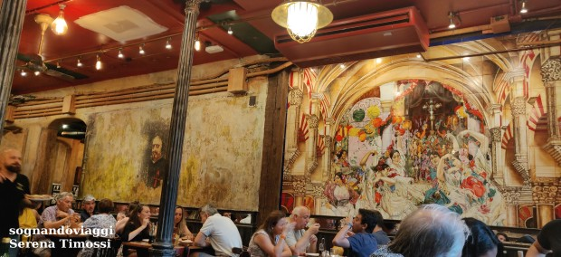 dove mangiare a Madrid