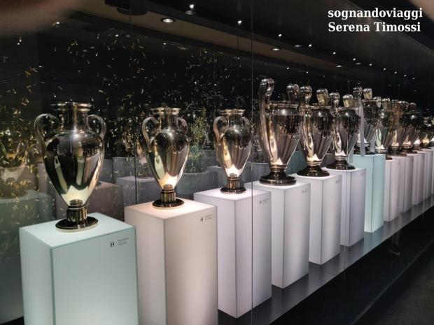 real madrid tour stadio