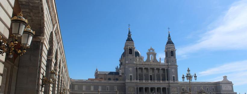cattedrale almudena madrid
