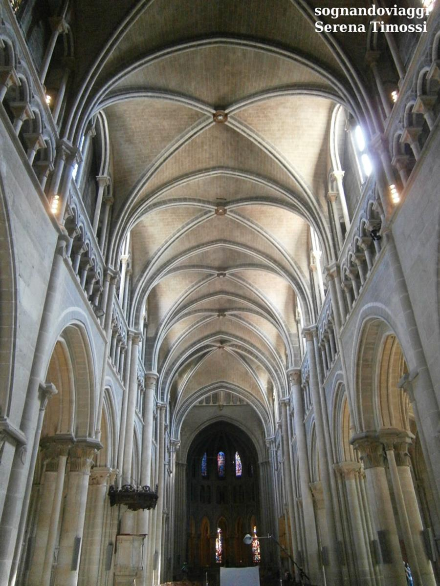 Losanna cattedrale