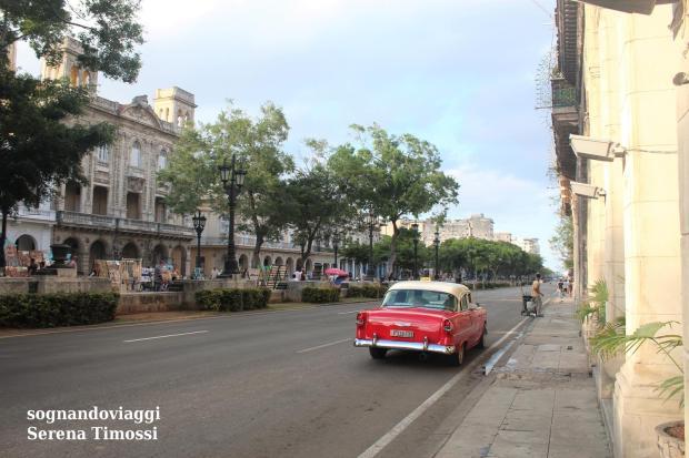 paseo del Prado Havana