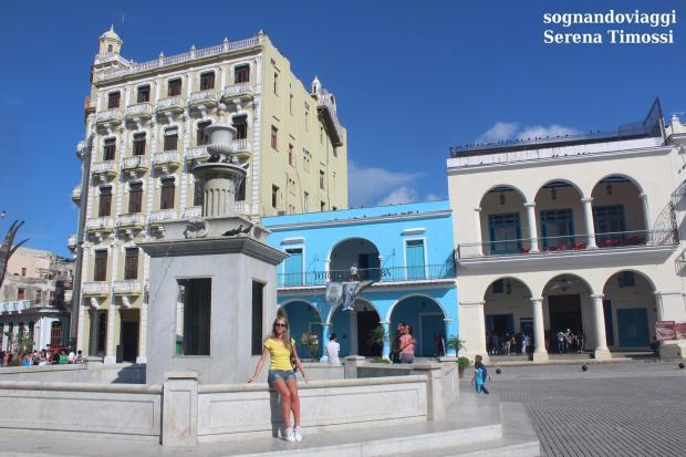 l'avana plaza vieja