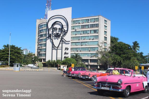 plaza de la revolucion l'avana