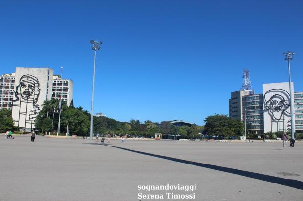 Plaza de la Revolucion, L'Avana