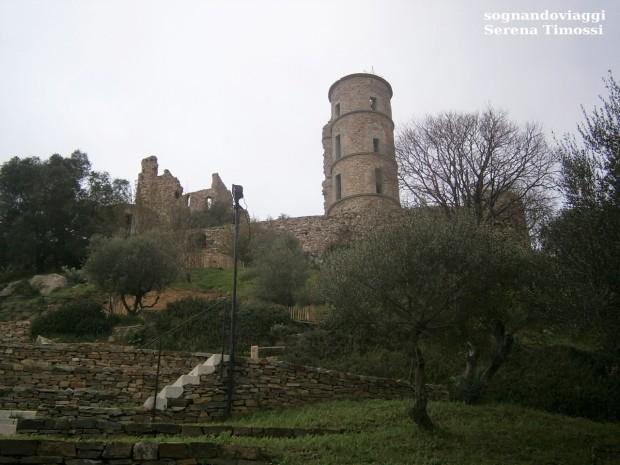 Grimaud castello
