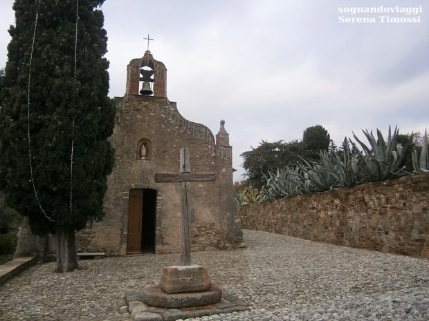 Grimaud Chapelle des Pénitents