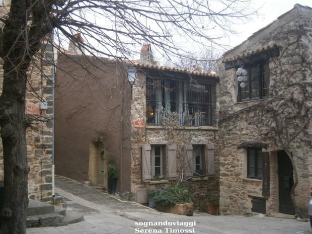 Grimaud borgo