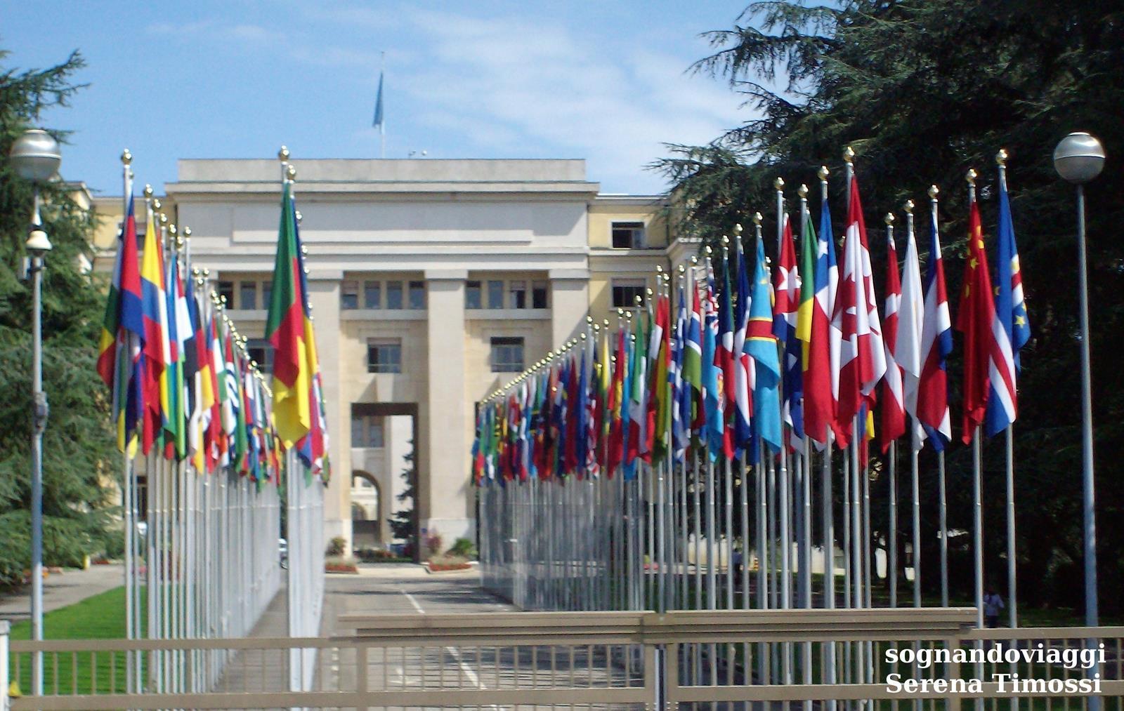Palazzo ONU Ginevra