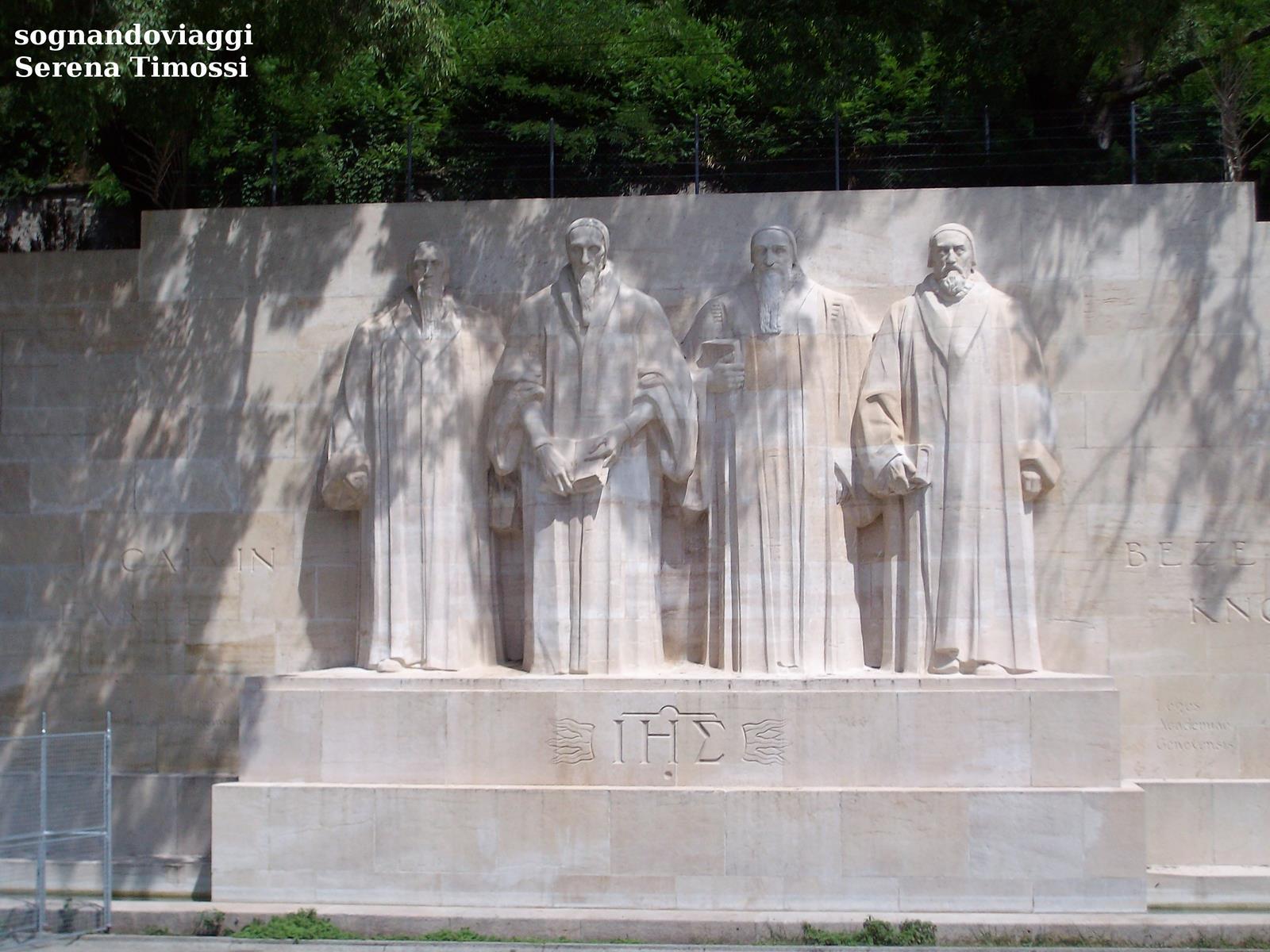 Parc des Bastions Ginevra