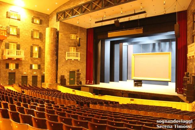 teatro carlo felice palco