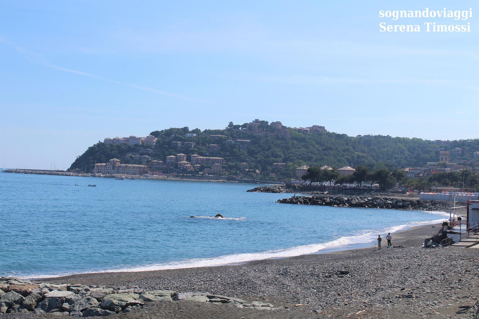 Arenzano spiaggia