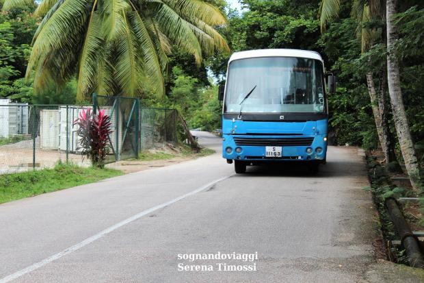 autobus Seychelles
