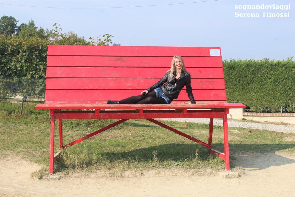 panchina rossa barolo