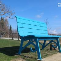 PANCHINE GIGANTI IN LIGURIA: DOVE TROVARE LE BIG BENCH