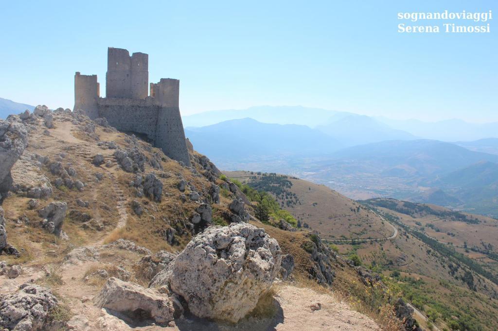 Abruzzo, Rocca Calascio